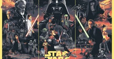 Star Wars artwork