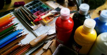 Peinture artistique