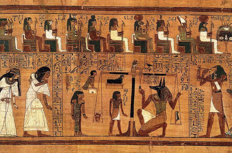 Les Meilleurs Livres Sur La Mythologie Egyptienne Et L